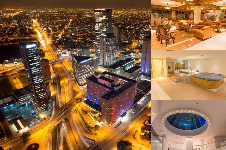 Hotel Crowne Plaza Tequendama photo collage