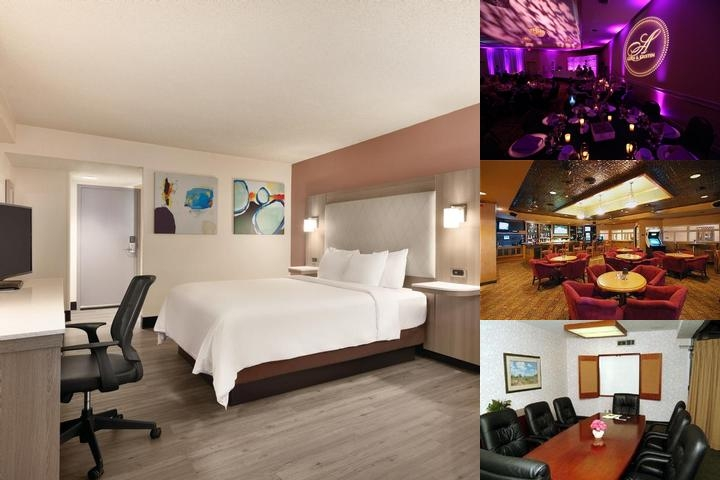 Crowne Plaza Kansas City Overland Park photo collage