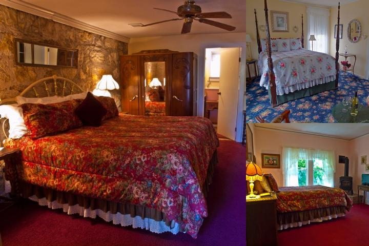 Shady Oaks Country Inn photo collage