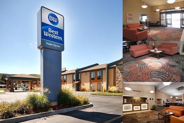 Comfort Inn Hornell photo collage