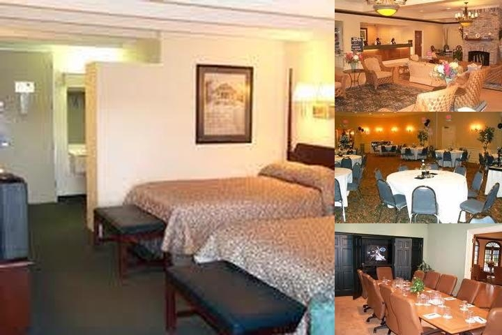 Richmond Suites Hotel Lake Charles photo collage