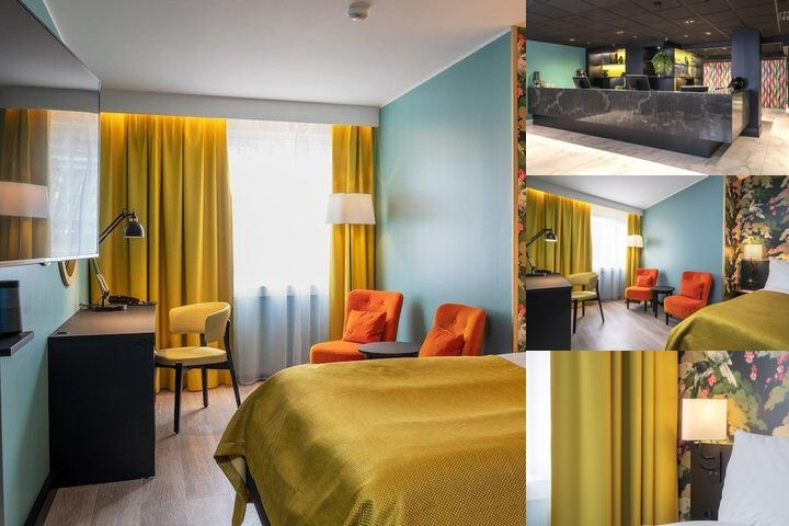 Thon Hotel Bristol Bergen photo collage