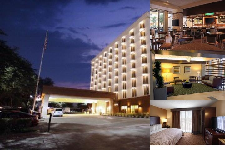Embassy Suites Dallas Market Center photo collage