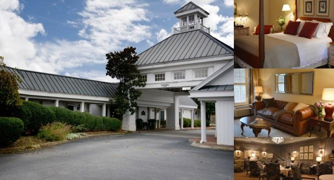 Phoenix Greenville's Inn photo collage