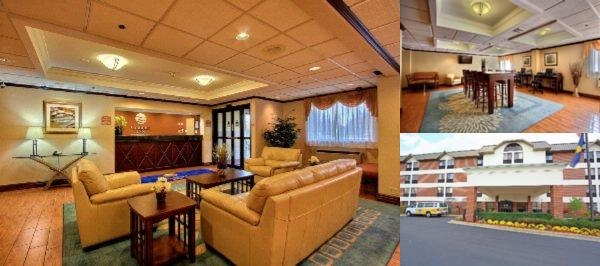 Comfort Inn Near Greenfield Village photo collage