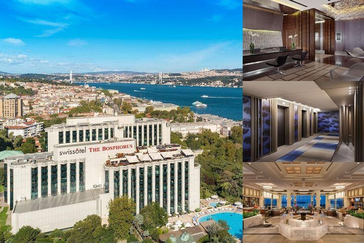 Swissotel The Bosphorus Istanbul photo collage