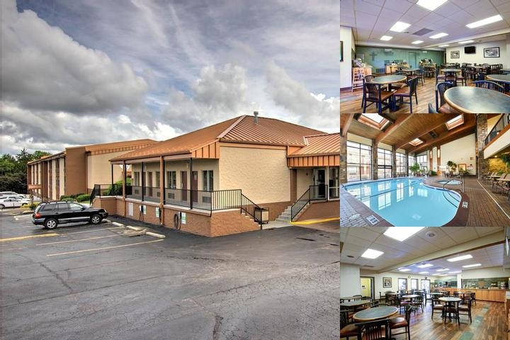 Best Western Center Pointe Inn photo collage
