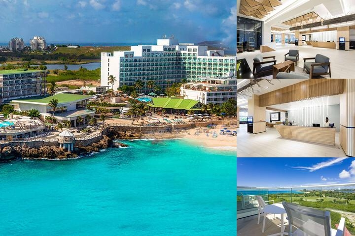 Sonesta Maho Beach All Inclusive Resort & Casino photo collage