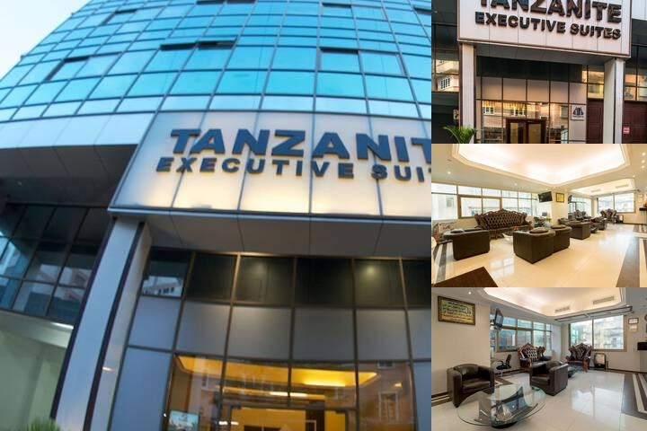 Tanzanite Executive Suites photo collage