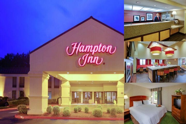 Hampton Inn Chester / Richmond photo collage