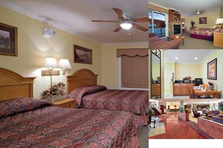 Minerals Resort & Spa photo collage