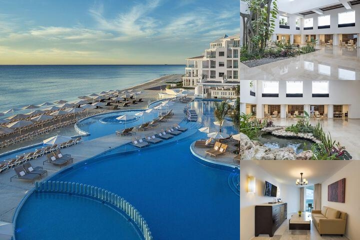 Playacar Palace photo collage