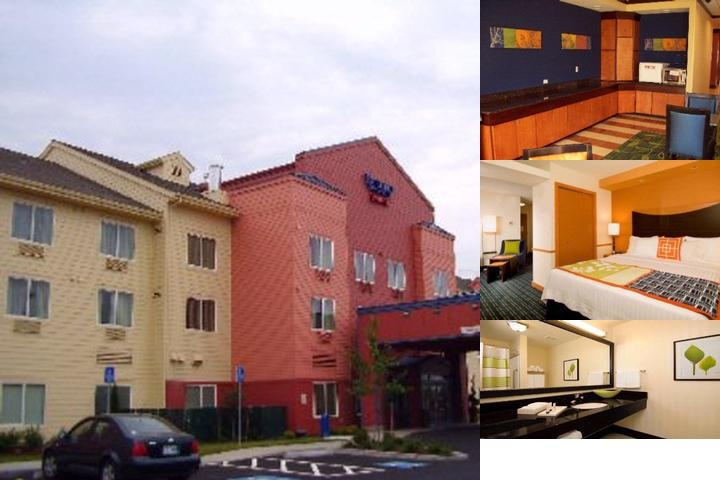 North Harbour Fairfield Inn & Suites photo collage
