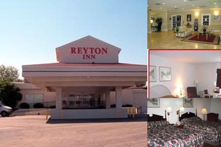 Reyton Inn Middletown photo collage