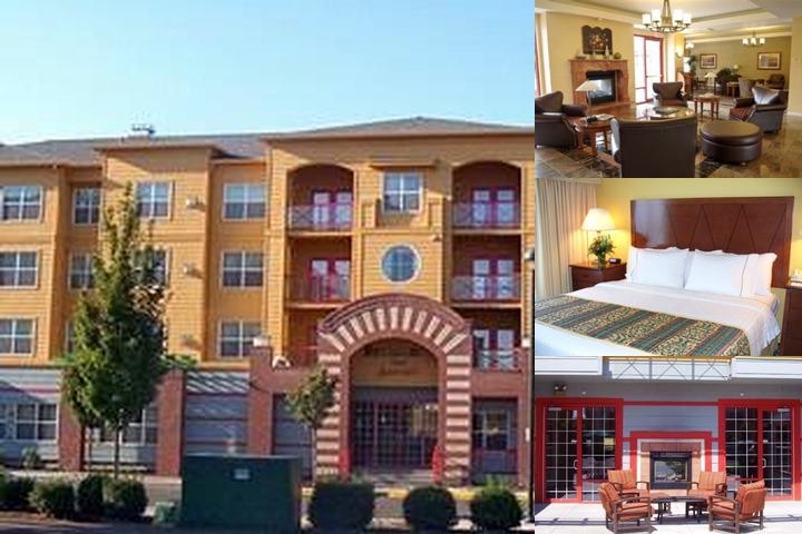 North Harbour Residence Inn photo collage