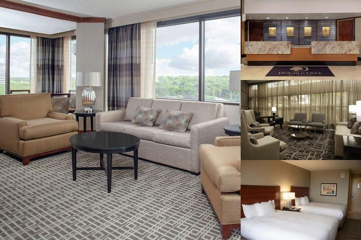 Doubletree by Hilton Kansas City Overland Park photo collage