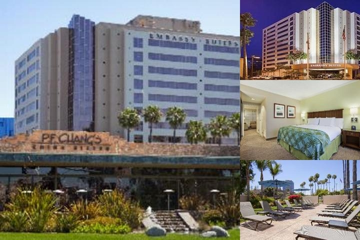 Embassy Suites San Diego La Jolla photo collage