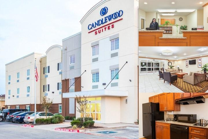 Candlewood Suites Georgetown photo collage