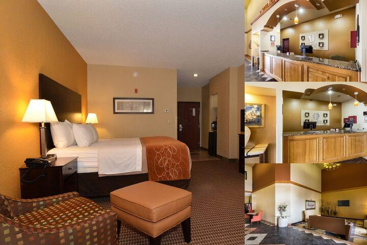 Comfort Inn & Suites Burnet photo collage