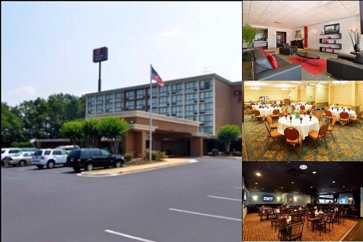 Clarion Hotel Atlanta Airport photo collage