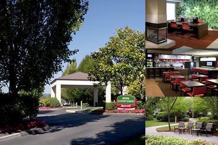 Courtyard by Marriott Portland / Hillsboro photo collage