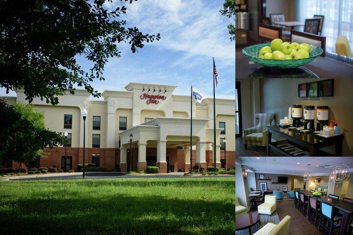 Hampton Inn Fayetteville photo collage
