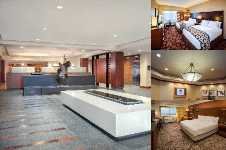 Doubletree Hotel San Francisco Airport photo collage