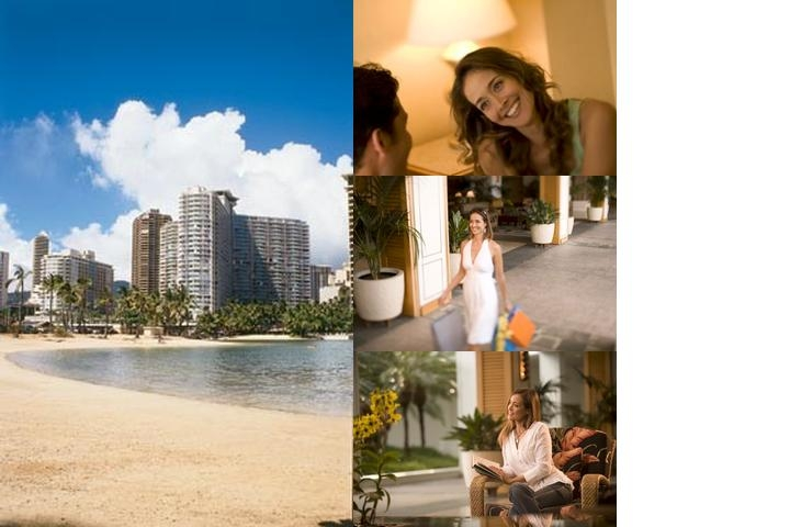 Ilikai Hotel & Luxury Suites photo collage