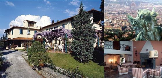 Villa Le Rondini Hotel Ristorante photo collage