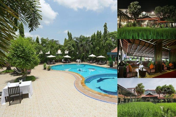 Lucky Angkor Hotel & Spa photo collage