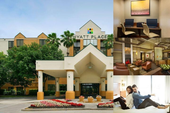 Hyatt Place San Antonio Northwest Medical Center photo collage