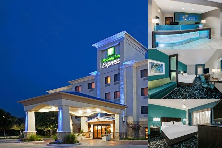 Holiday Inn Express Sw Fort Worth I 20 photo collage