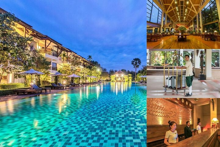 Grand Soluxe Angkor Palace Resort & Spa photo collage