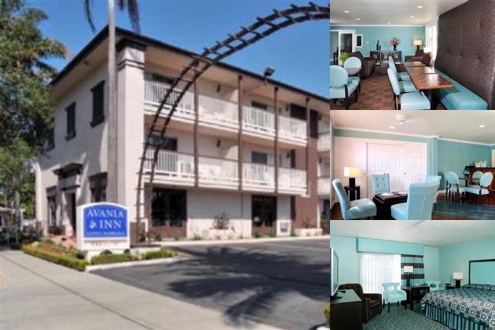 Avania Inn Of Santa Barbara Photo Collage