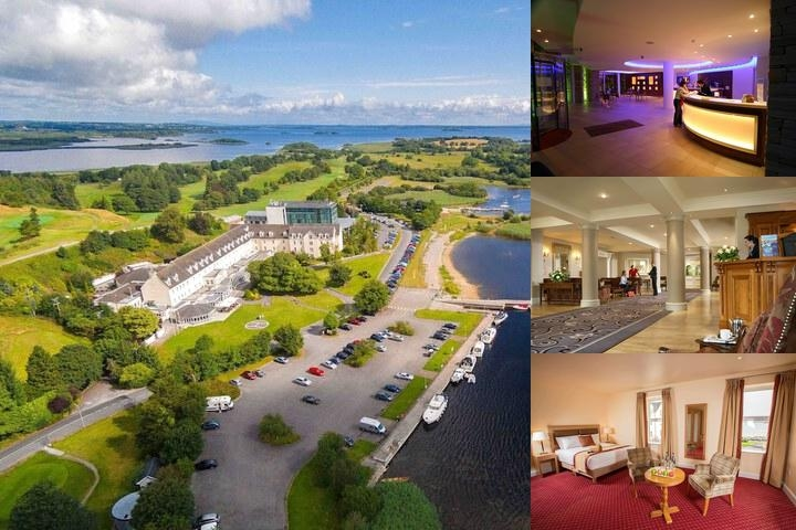 Hodson Bay Hotel photo collage