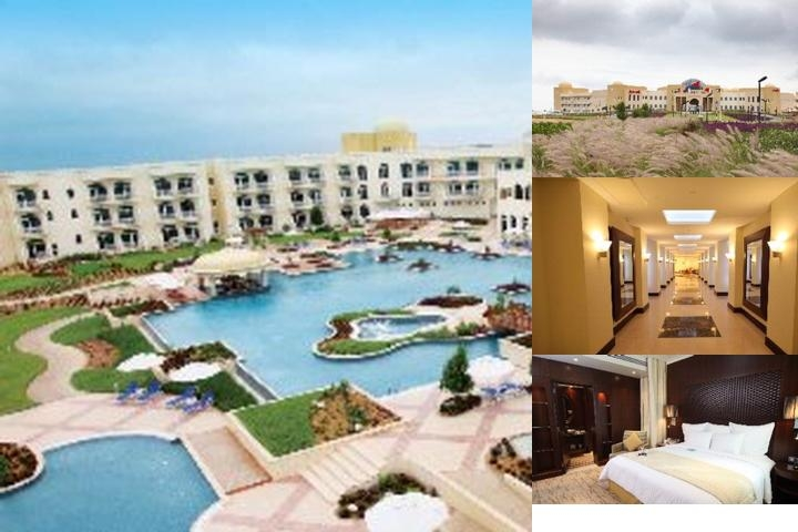 Salalah Marriott Resort photo collage
