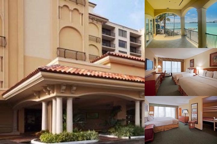 Holiday Inn Hotel & Suites Clearwater Beach photo collage