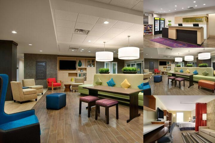 Home2 Suites by Hilton Charleston Airport photo collage