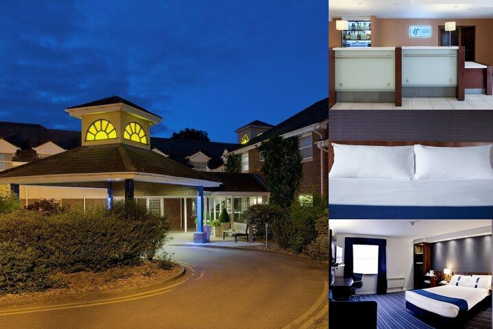 Holiday Inn Express York photo collage