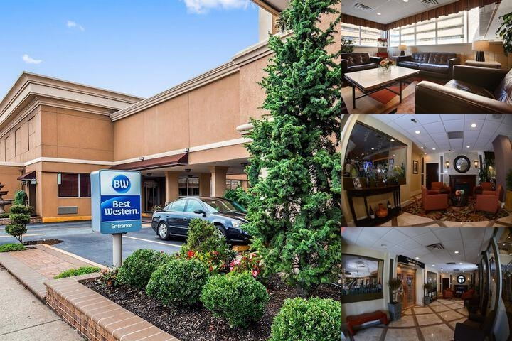 Best Western Mill River Manor photo collage