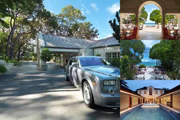 Sandy Lane photo collage