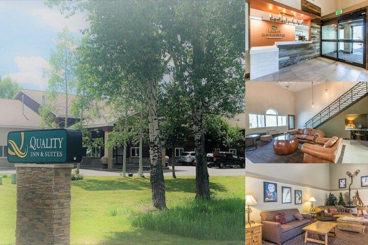 Quality Inn & Suites Steamboat Springs photo collage