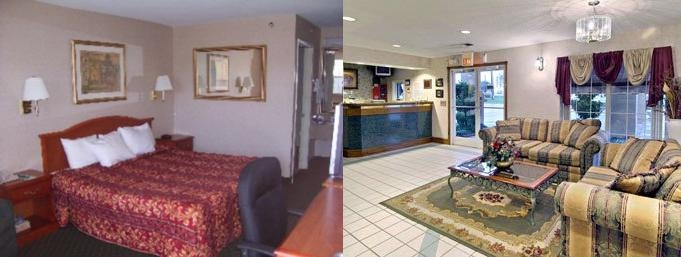 Days Inn Dallas Dfw photo collage
