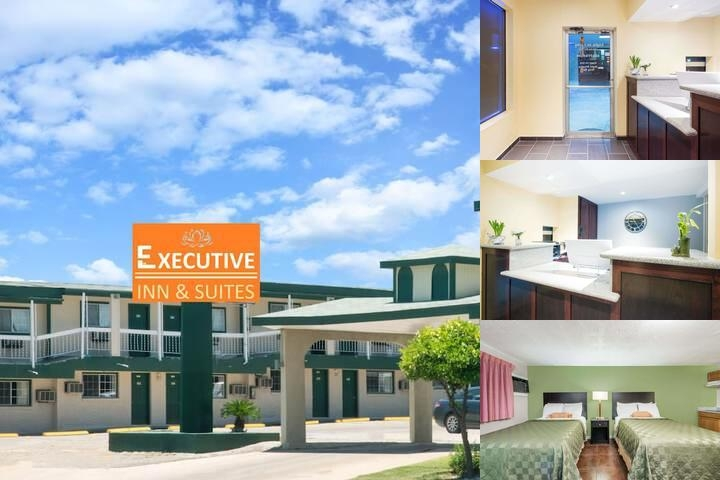 Executive Inn photo collage