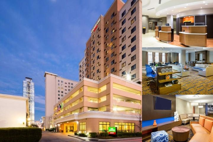 Courtyard by Marriott Houston Galleria photo collage