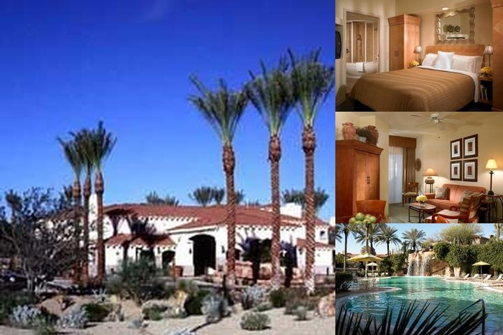 Sheraton Desert Oasis photo collage