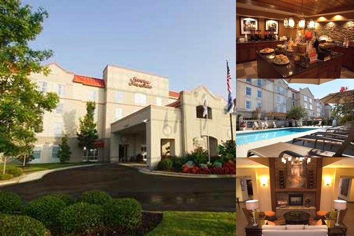 Hampton Inn & Suites Race City Usa photo collage