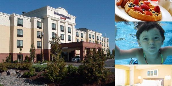 Springhill Suites by Marriott Portland Hillsboro photo collage