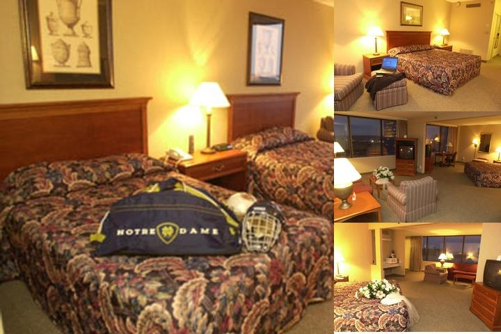 Magnuson Grand Hotel Downtown photo collage