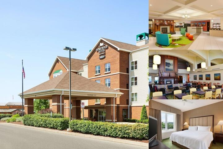 Homewood Suites Reading photo collage